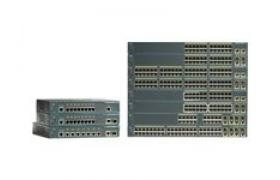 Cisco Catalyst 2960-24PC-L - Conmutador - 24 puertos - Ethernet, Fast Ethernet - 10Base-T, 100Base-TX 2x10/100/1000Base-T/SFP (mini-GBIC)(señal ascendente) - 1U - PoE - montable en bastidor