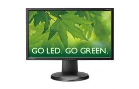 ViewSonic VP2365-LED - Pantalla LCD - TFT - retroiluminación LED - 23 Pulgadas - pantalla ancha - 1920 x 1080 - 250 cd/m2 - 1000:1 - 20000000:1 (dinámico) - 6 ms - DVI-D, VGA - negro