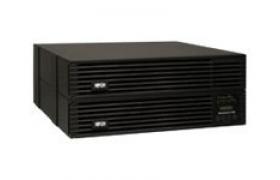 Tripp Lite SmartOnLine EZ-series SU6000RT4UHVHW - UPS ( montaje en bastidor ) - CA 200/208/220/230/240 V - 5.4 kW - 6000 VA - RS-232, USB - 4 conector(es) de salida - 4U - 19