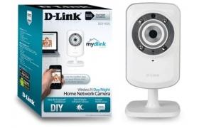 DLINK DCS932L WIRELESS N IR HOME NETWORK CAMERA