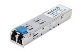 D-Link DEM 310GT - Módulo de transceptor SFP (mini-GBIC) - 1000Base-LX - módulo de inserción - hasta 10 km - 1310 nm