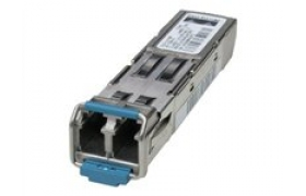 CISCO GE SFPLC CONNECTOR LX/LH TRANSCEIVER MINIGBI