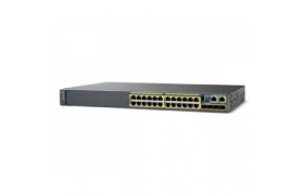 Cisco Catalyst 2960S 24 GigE, 4 x SFP LAN Base
