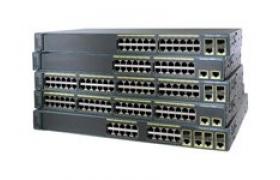 Cisco Catalyst 2960G-48TC - Conmutador - Gestionado - 44 x 10/100/1000 4 x Gigabit SFP combinado - montaje en rack