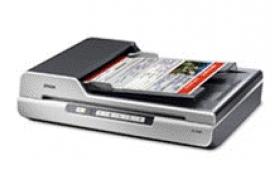 Epson WorkForce Pro GT-1500 - Escáner de documentos - OFiCiO a traves del ADF - 1200 ppp x 2400 ppp - Alimentador automático de documentos (ADF) ( 40 hojas ) - Hi Speed USB