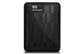 WD PASSPORT ESSENTIAL 2.5 IN USB3.0 500GB BLACK