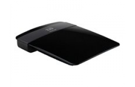 LINKSYS E1200LA HOME ROUTER WIRELESS 300 STREAMING