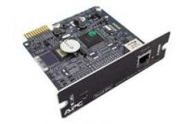 APC Network Management Card 2 - Adaptador de administración remota - SmartSlot - Ethernet, Fast Ethernet - 10Base-T, 100Base-TX - negro
