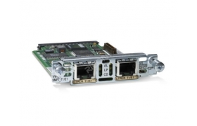 Cisco Multiflex Trunk Voice/WAN Interface Card 2nd Generation - Módulo de expansión - T-1/E-1 - para Cisco 1841 2-pair, 1921 4-pair, 1921 ADSL2 , 19XX, 2811 2-pair, 28XX 4-pair, 29XX, 39XX