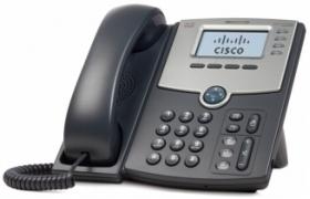 Cisco Small Business Pro SPA 504G - Teléfono VoIP - SIP, SIP v2, SPCP