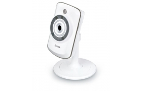 D-Link DCS 942L mydlink-enabled Enhanced Wireless N Day/Night Home Network Camera - Cámara de red - color ( Día y noche ) - audio - inalámbrico - 10/100, 802.11b, 802.11g, 802.11n - CC 5 V