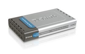 D-Link DI LB604 Load Balancing Router - Encaminador + conmutador de 4 puertos - EN, Fast EN