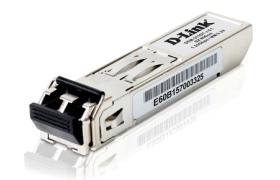 D-Link DEM 311GT - Módulo de transceptor SFP (mini-GBIC) - 1000Base-SX - módulo de inserción - hasta 550 m - 850 nm