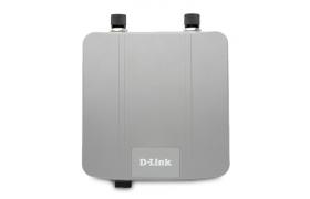 D-Link AirPremier N Dual Band Exterior PoE Access Point DAP-3520 - Punto de acceso inalámbrico - 802.11 a/b/g/n (draft 2.0) - externo