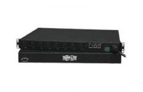 Tripp Lite Switched PDU PDUMH20HVNET - Unidad de distribución de potencia ( montaje en bastidor ) - CA 208/230/240 V - Ethernet 10/100 - 8 conector/es de salida - 1U