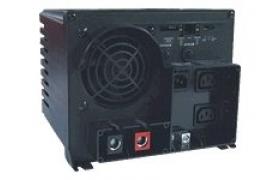 Tripp Lite PowerVerter APSX750 - Convertidor de corriente CC a CA + cargador de baterías - CA 230 / CC 12 V - 750 vatios - 2 conector/es de salida