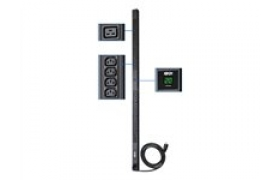 Tripp Lite Metered PDU PDUMV20HV - Unidad de distribución de potencia ( montaje en bastidor ) - CA 208/230/240 V - 38 conector/es de salida - 0U