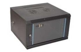 Nexxt Solutions - Gabinete para montaje en pared - 9U - 19
