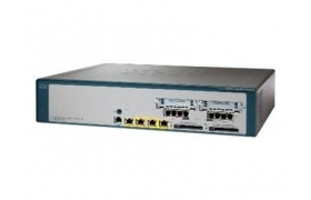 Cisco UC UC560-T1E1-K9 System 4FXO 1T1/E1 1VIC Exp