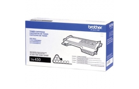 Brother TN450 - Toner cartridge - 1 x black - 2600 pages