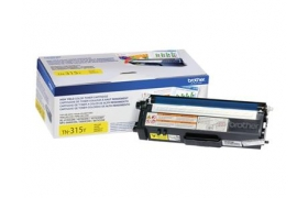 Brother TN315Y - Toner (HY) cartridge - Yellow