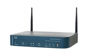 Cisco Small Business SRP541W Services Ready Platfo