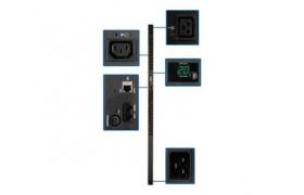 TRP PDUMV20HVNET c/monitoreo Remoto 0U 20Am.
