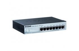 DLINK - DES-1210-08P 8 port Fast Ethernet PoE Smart Switch