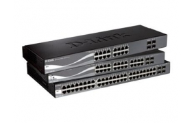 D-LINK DGS-1210-52 Gigabit Switch with 48 1000Base-T +4SFP