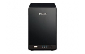 D-Link Network Video Recorder 4-Bays (SATA support)