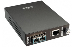 DLink DMC810SC Media convert 1000BaseLX 1000BaseT RJ45 15km