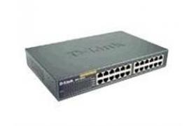 D-Link 24Port 10/100M 220V Switch no administrable