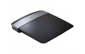 Linksys E2500-LA Wi-Fi Router Dual Band 600N