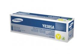 Samsung CLX-Y8385A - Toner cartridge - 1 x yellow