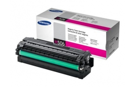 Samsung CLT-M506L - Toner cartridge - 1 x magenta