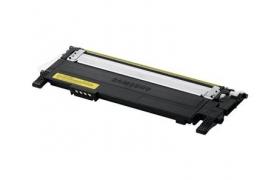 Samsung CLT-Y406S - Toner cartridge - 1 x yellow -