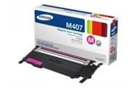 Samsung CLT-M407S Magenta Toner