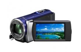 SONY HANDYCAM HDR-CX200 AZUL FULL HD 25X 2.7
