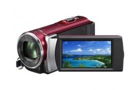 SONY HANDYCAM HDR-CX200 ROJO FULL HD 25X 2.7MPIX