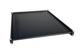 TRP Bandeja fija reforzada 660 mm Negra 113Kg p/rack 4postes