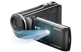 SONY HANDYCAM HDR-PJ230 PROYECTOR 8.9MPIX 27X FULLHD 2.7 8G