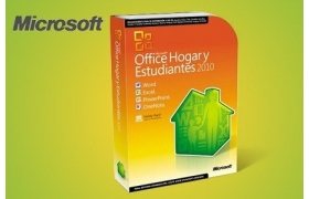 MS Office Home and Student 2010 32-bit/x64 Spanish DVD Bundl