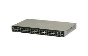 Cisco SG500-52 52-port Gigabit Stackable Managed Switch