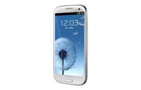 SAMSUNG GALAXY SIII GT-I9300RWLCHO WHITE ANDROID 4.0