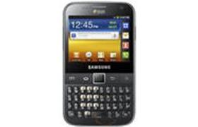 SAMSUNG Galaxy Dual SIM GT-S6102Y Black GSM QUAD