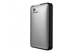 Disco Duro  WDigital 1TB 2.5 USB Silver Passport