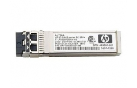 HP - Transceiver module - SFP - 8Gb Fibre Channel (SW)