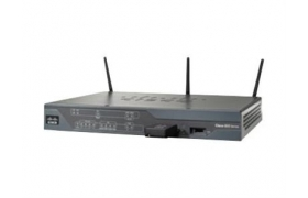 Cisco 881 Eth Sec Router with 802.11n FCC Compliant
