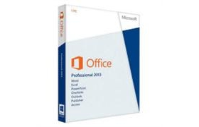 MS CAJA FULL OFFICE PRO 2013 ESP DVD