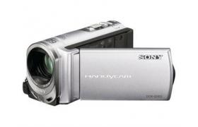 SONY HANDYCAM DCR-SX63 LCD 2.7 SILVER 60x